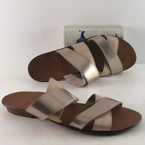 Paul Green Venice Strappy Slide Sandals
